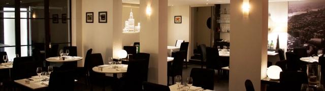Restaurant Paris New-York sur Rennes, proche du parc des Gayeulles