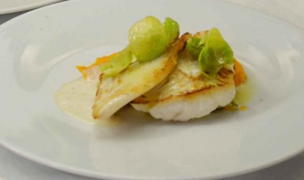 Plat poisson restaurant Rennes