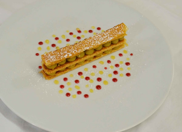 Dessert restaurant Paris NewYork
